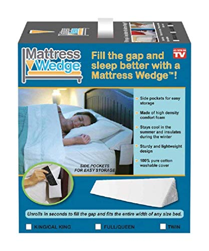 Mattress Wedge As Seen On Tv King Import It All
