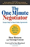 The One Minute Negotiator, Don Hutson and George Lucas, 1605095869