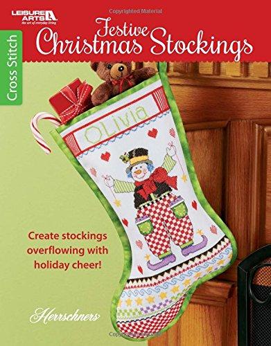Festive Christmas Stockings |
