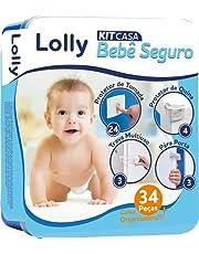 Kit Casa Segura, Lolly, Multicor