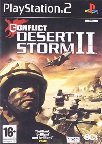 Conflict: Desert Storm II (PS2) by Eidos