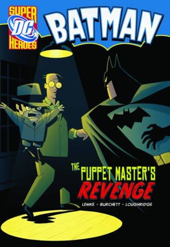 Download The Puppet Master's Revenge (DC Super Heroes: Batman) PDF