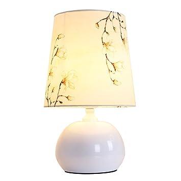 NPZ- Estilo moderno simple lámpara de mesa creativa luz de ...