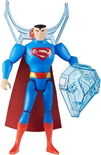 "DC Justice League Action Superman Figure, 4.5"" from DC Comics"