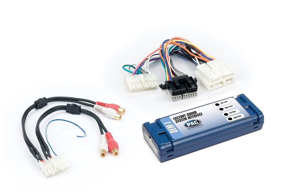 PAC AOEM-GM21A System Interface Kit Add or Replace an Amplifier in Select GM//Chevrolet Vehicles