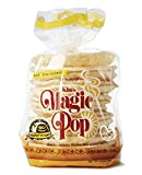 Kim's Magic Pop Honey Wheat Flavor 6-Pack: Freshly Popped Rice Cakes, Healthy Grain Snack, 0 Weight Watchers Point Review