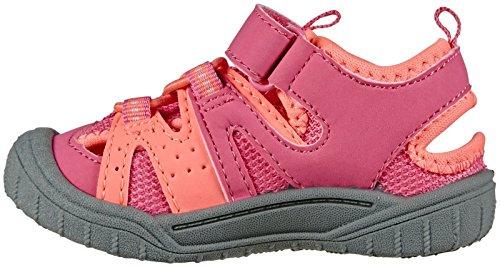 OshKosh B'Gosh Hava-G Athletic Sandal (Toddler/Little Kid), Pink, 11 M US Little Kid
