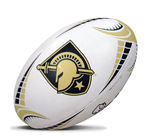 Rhino Rugby Army Black Knights Rugby Ball - Usa Rugby Jersey Home