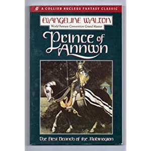 Prince of Annwn (Collier Nucleus Fantasy & Science Fiction)