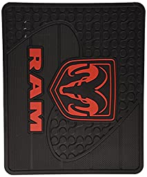 Dodge Factory Logo Molded Utility Mat- 14\