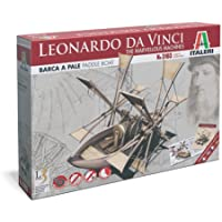 Italeri 3103S Leonardo Da Vinci - Barco