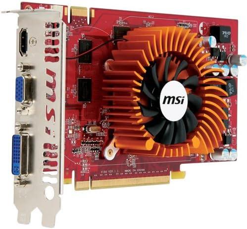 MSI nVidia GeForce 9800GT 512 MB DDR3 VGA//DVI//HDMI PCI-Express Video Card N9800GT-MD512