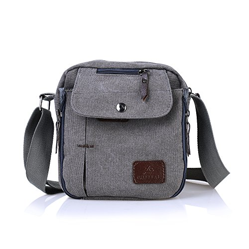 Multifunctional Canvas Traveling Bag - 6 Styles by XIX