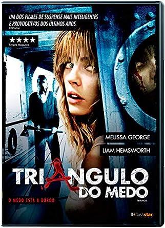 Triângulo Do Medo | Amazon.com.br