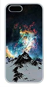 iPhone 5 5S Case Skyviews 2 PC Custom iPhone 5 5S Case Cover White