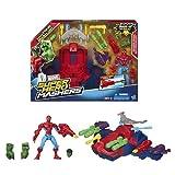 Marvel Super Hero Mashers Spider-Man Skycrawler Vehicle