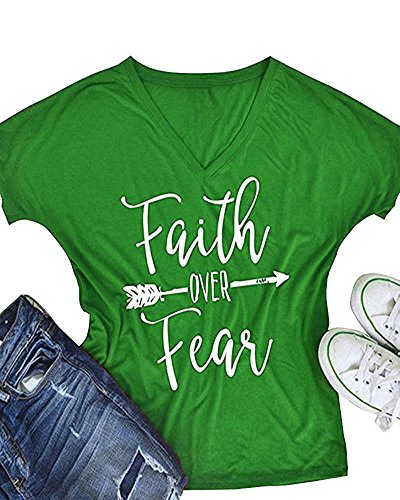 Got Jesus Christian T-shirt - Gemijack Womens T Shirt Casual Cotton Short Sleeve Graphic T-Shirt Tops Tees