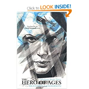 The Hero of Ages (Mistborn, Book 3) Brandon Sanderson