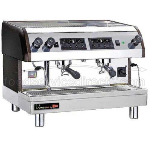 Cecilware Venezia Espresso Machine - Cecilware Automatic Venezia II Espresso Machine, 28.375 x 21.563 x 21.5 inch -- 1 each.