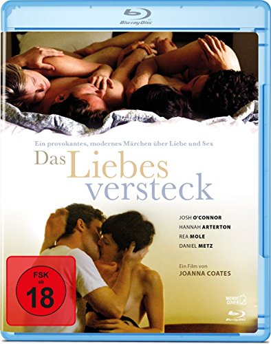 Amorous ( Hide and Seek ) ( Hide & Seek ) [ Blu-Ray, Reg.A/B/C Import - Germany ]
