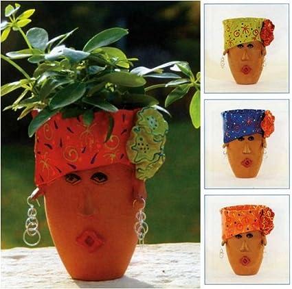 Amazon.com: Toniware Lucy Pot Assortment: Jardín y Exteriores