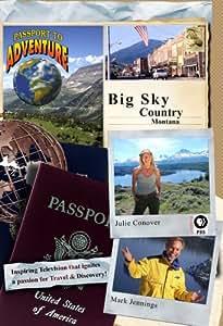 Passport:Big Sky Country Mon [Reino Unido] [DVD]