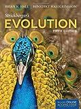 Strickberger's Evolution, Brian Keith Hall and Benedikt Hallgrímsson, 1449614841
