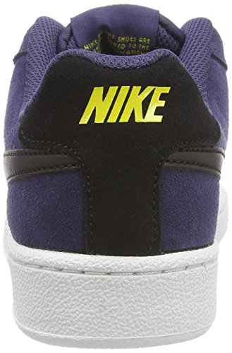Azul black tour white Royale Court Tenis 500 De Hombre neutral Suede Nike Para Indigo Yellow Zapatillas q6PFTT8