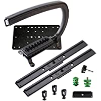 Cam Caddie Scorpion EX Video Camera Stabilizing Handle Kit with Included Smartphone and GoPro Compatible Mounts - Professional Bundle - Black (0CC-0100-KEX)
