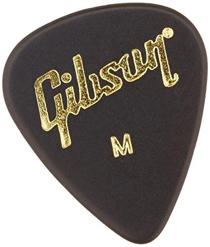 Gibson Style Guitars (Gibson Gear APRGG-74M 1/2 Gross Standard Style Guitar Picks (Medium))