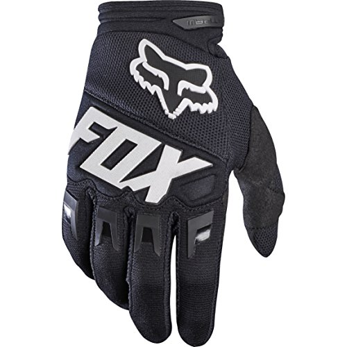 Fox Racing 2017 Dirtpaw Race Adult MotoX Motorcycle Gloves - Black / Small ()