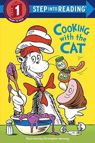 Cooking With the Cat (The Cat in the Hat: Step Into Reading, Step (Cinderella Cats)