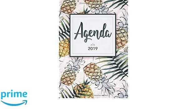 Amazon.com: Agenda 2019: Agendas y calendarios 2019 ...