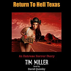 Return to Hell Texas Audiobook
