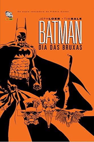 Batman – Dia Das Bruxas