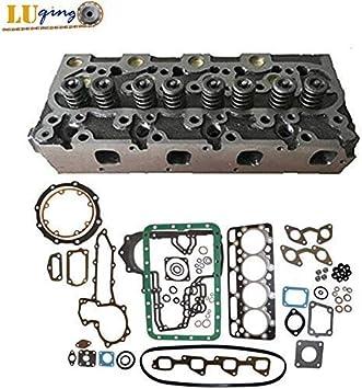 New STD Engine Cylinder Head Full Gasket Kit Set for Kubota V2003 Engine