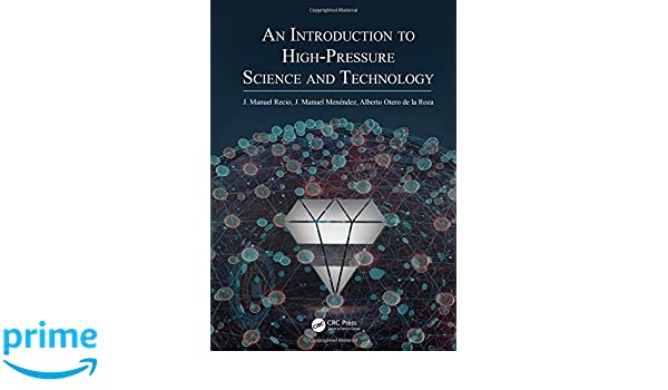 Introduction to high-pressure science and technology