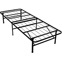 Furniture World Rest Easy Metal Platform Bed, Twin
