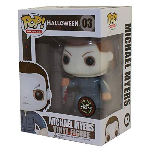 Funko Halloween Michael Myers Pop Vinyl Figure (Glow in the Dark -