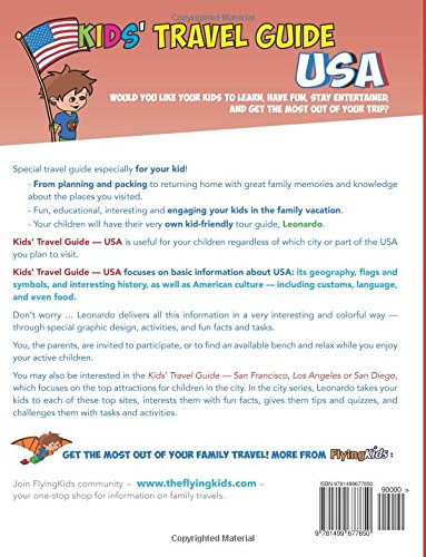 Kids Travel Guide Usa No Matter Where You Visit In The Usa