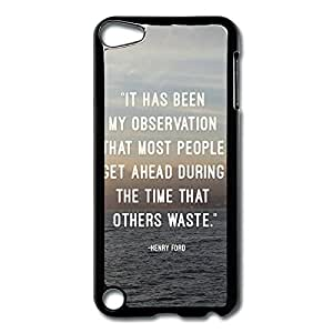 IPod Touch 5 Cases Observation Design Hard Back Cover Cases Desgined By RRG2G
