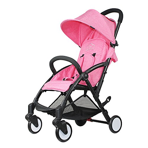 baby-stroller-light-weight-stroller-portable-strollerpink-tiny-wonders