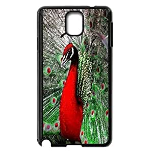 CHENGUOHONG Phone CaseBeautiful Peacock For Samsung Galaxy NOTE4 Case Cover -PATTERN-10