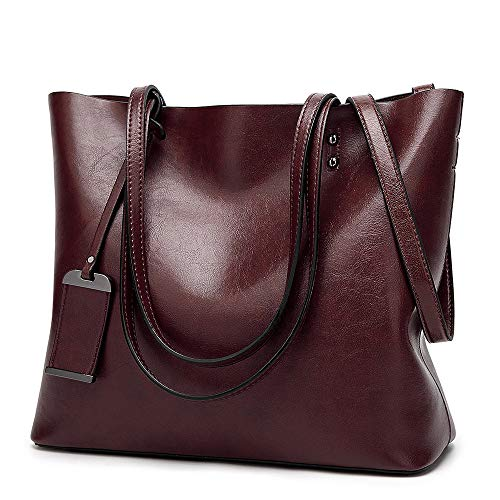 ALARION Women Top Handle Satchel Handbags Shoulder Bag Messenger Tote Bag ()