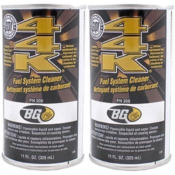 Amazon com: BG 44K Fuel System Cleaner Power Enhancer 11oz