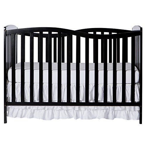 Dream On Me Chelsea 5-in-1 Convertible Crib ()