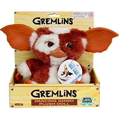Neca Gremlins Electronic Dancing Plush Doll Gizmo