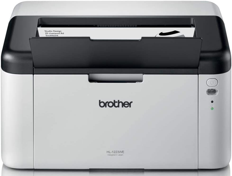 Amazon Com Printer Laser Mono Brother Hl 1223we Hl1223weap2 A4 Electronics