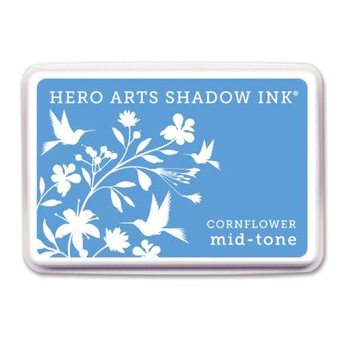 Hero Arts Midtone Ink Pads, Cornflower