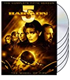 Babylon 5: Season 5 (Repackage) (DVD)